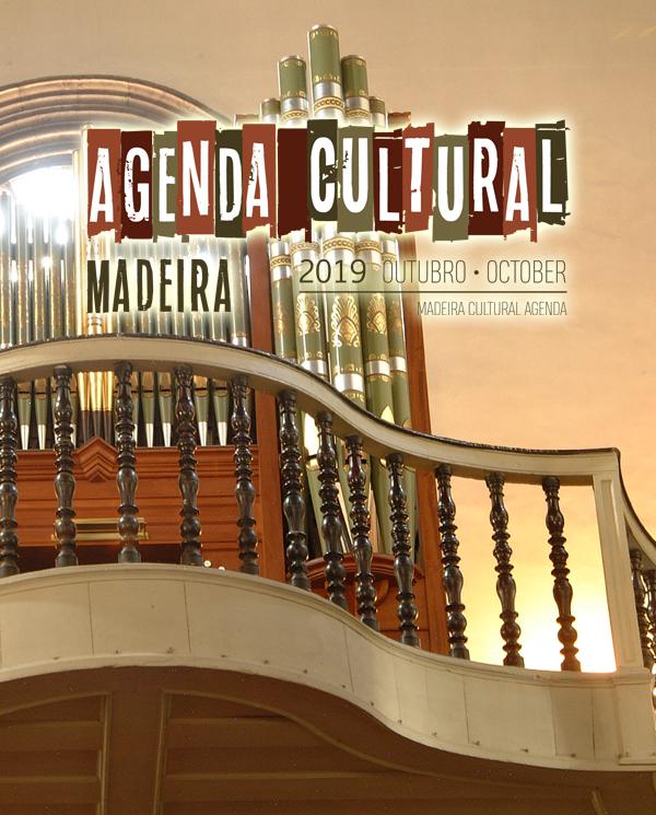 Agenda Cultural de outubro