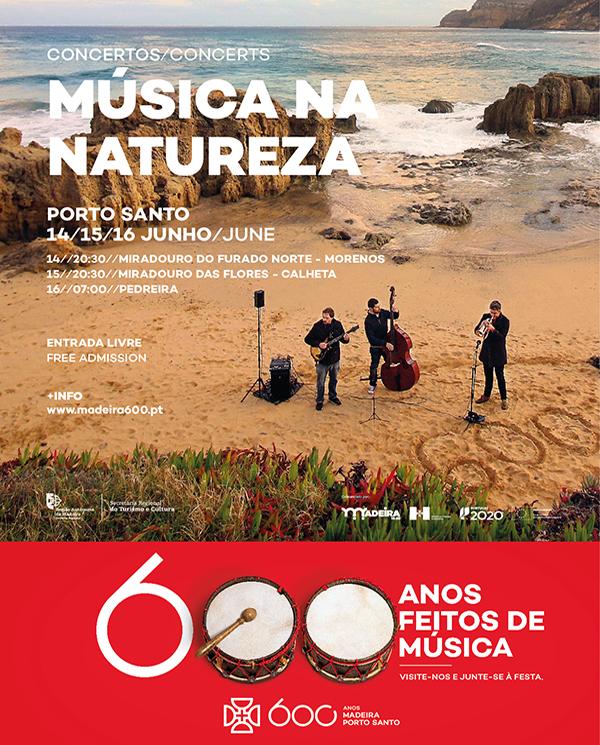 Música na Natureza