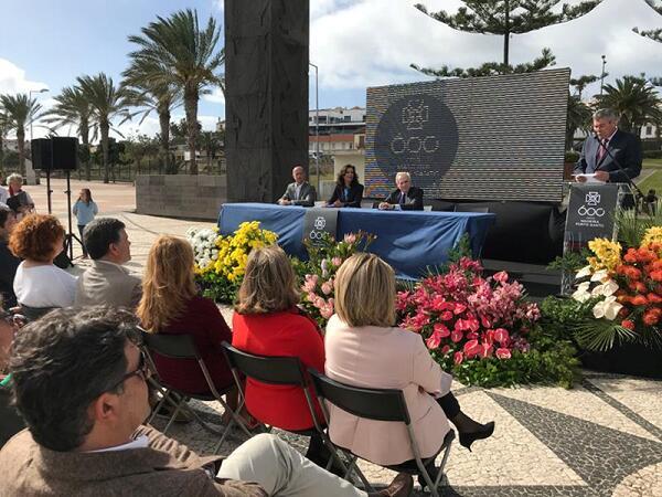Comemorações dos 600 Anos do Descobrimento do Arquipélago da Madeira