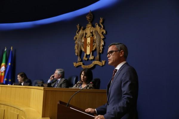 Secretário Regional de Turismo e Cultura apresentou  orientações estratégias para a legislatura