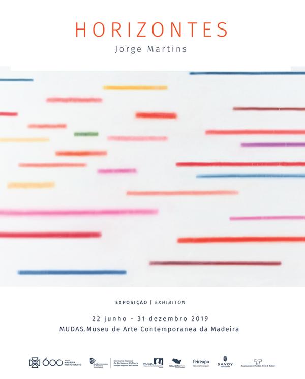 """""""Horizontes"""" no MUDAS. Museu de Arte Contemporânea da Madeira"""