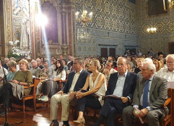 Eduardo Jesus diz que Festival de Órgão  posiciona-se na vanguarda da Europa