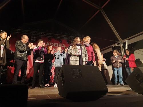 """Madeira a Cantar"": Alice Fernandes é a décima finalista a subir ao palco, representando o concelho do Funchal (Oeste)"