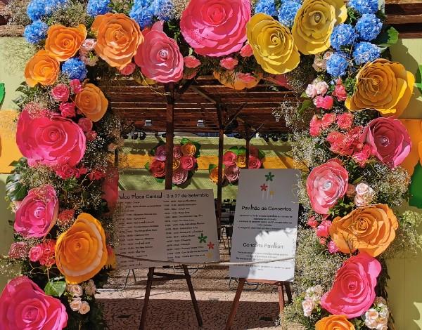Festa da Flor e do Vinho Madeira com concertos para todos os gostos