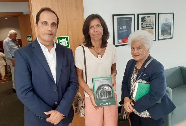 Paula Cabaço defende reforço das parcerias na área da Cultura