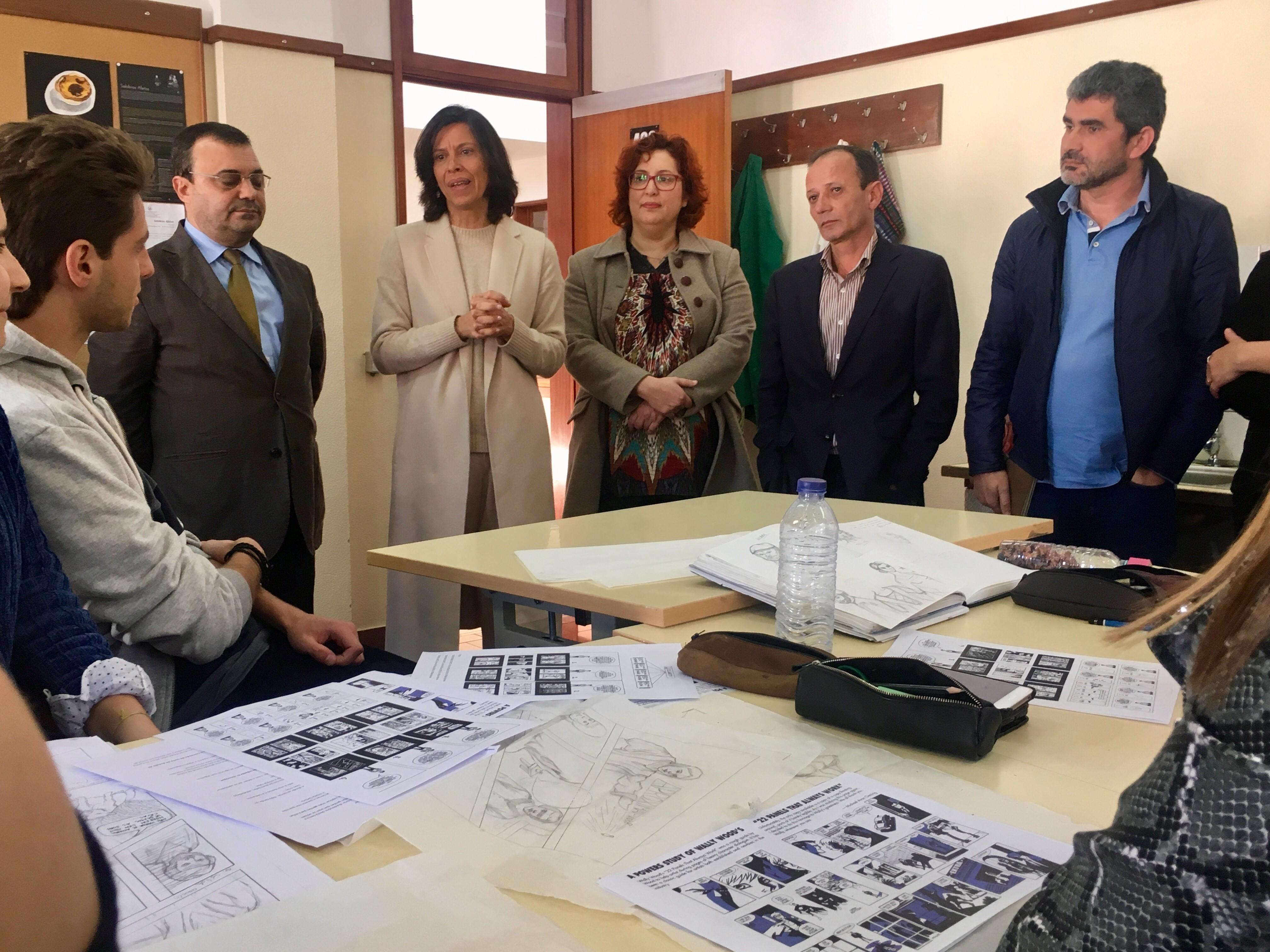 Projeto de Banda Desenhada reforça envolvimento da comunidade nestas celebrações