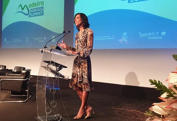 Paula Cabaço sublinha afirmação da Madeira, enquanto destino insular  ativo e de natureza