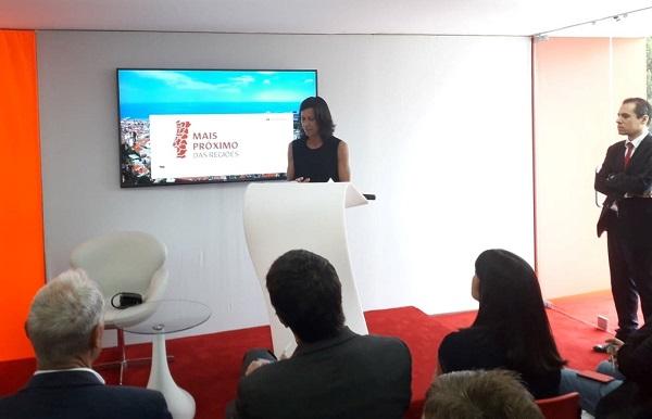 Paula Cabaço destaca dinâmica económica e confiança dos empresários