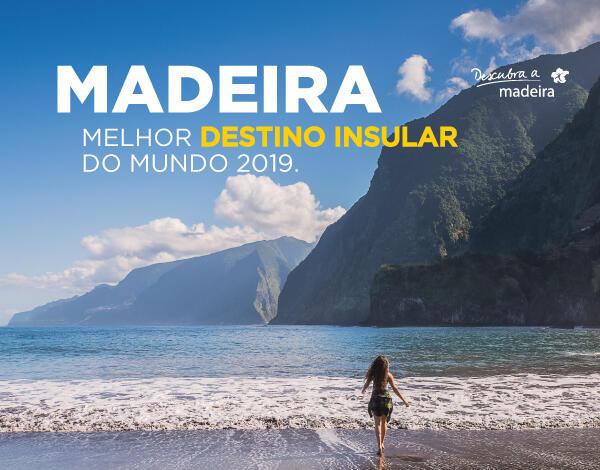 """Madeira afirma-se como """"Melhor Destino Insular do Mundo"""""""