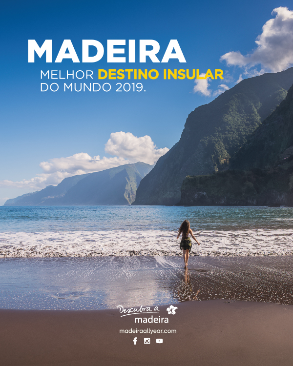 Madeira eleita Melhor destino Insular do Mundo