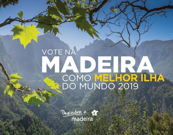 Madeira candidata ao Melhor destino Insular do Mundo