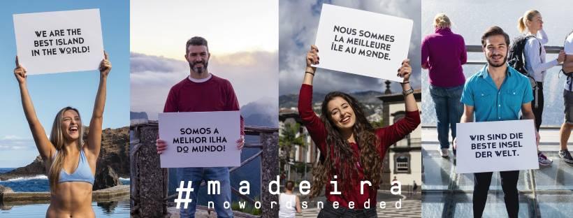 Madeira eleita Melhor Destino Insular do Mundo lança campanha para assinalar o prémio