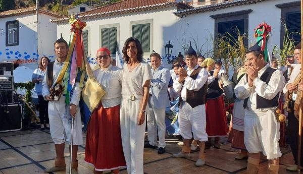 Paula Cabaço agradece contributos dos grupos folclóricos em prol do Turismo da Madeira
