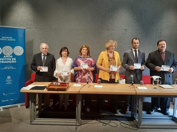 Guilherme Silva destaca colaboração dos CTT na celebração  dos 600 Anos