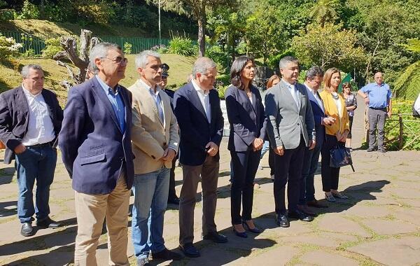 Paula Cabaço elogia evento, garante apoio do Governo Regional e disponibiliza-se para a sua promoção