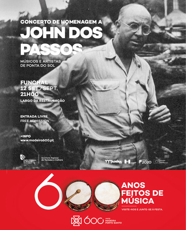 Concerto de Homenagem a John Dos Passos