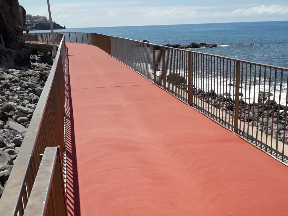 Reaberta a Promenade Formosa / C.Lobos