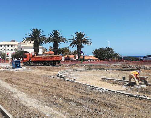 Obras avançam a bom ritmo no Porto Santo