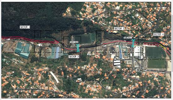 Obras na Ribeira de São João aprovadas em Conselho de Governo