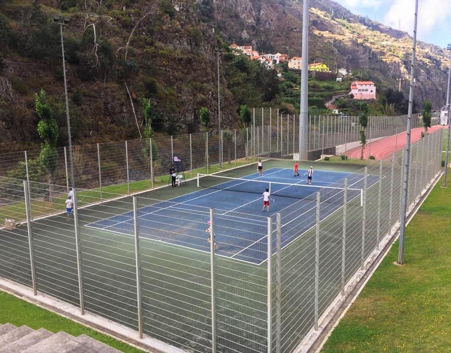 Centro Desportivo da Madeira e Golfe, Ténis e Padel no Porto Santo reabrem ao público