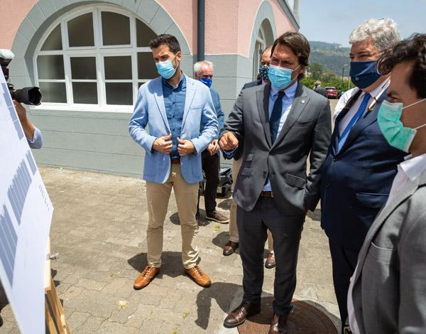 Reabilitação de interiores do Hospital dos Marmeleiros já arrancou