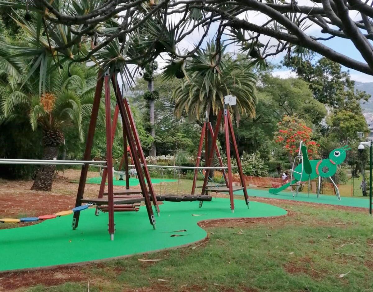 Parque infantil da Quinta Magnólia reabre com novas atratividades para os mais pequenos