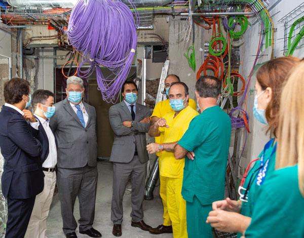 Ampliação das Urgências do Hospital Dr. Nélio Mendonça