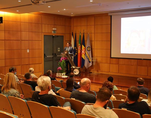 Road Association of North-East Slovenia visita a Madeira