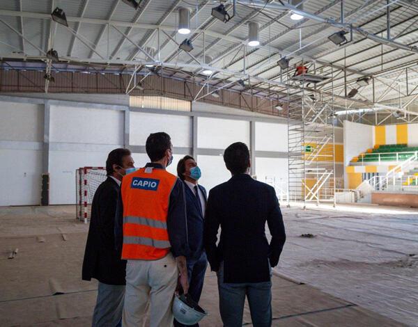 Beneficiação do Pavilhão do Funchal permitirá redução do gasto de energia elétrica