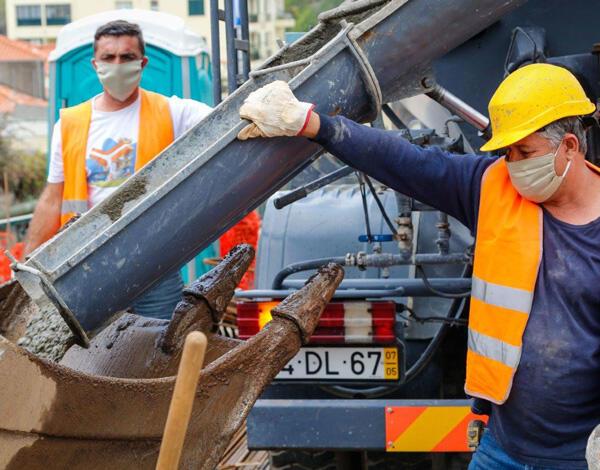 SREI apela que empresas de construção civil continuem a adotar medidas preventivas à COVID-19