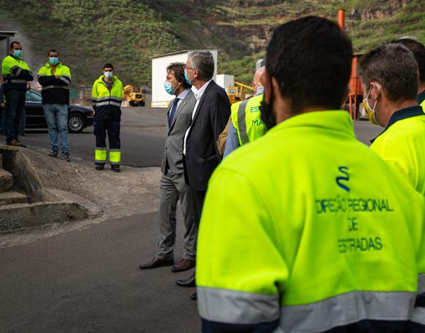 Estradas reforçam quadros com a entrada de 21 trabalhadores