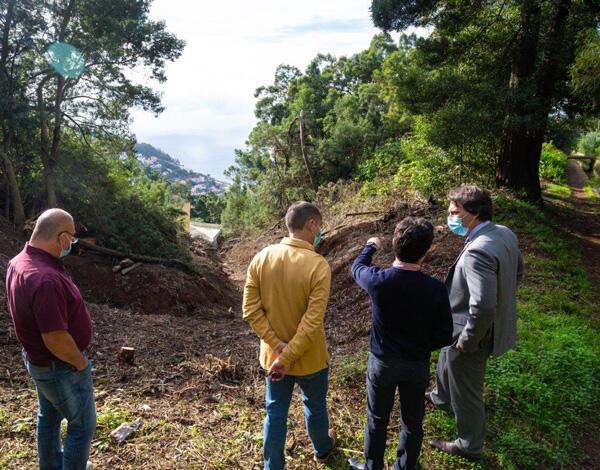 Governo já realizou 60 intervenções de desobstrução e conservação de linhas de água