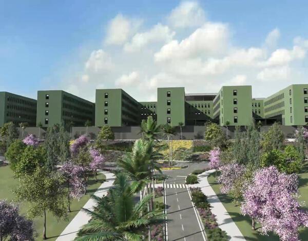 Concluída a fase de qualificação dos candidatos à prestação de serviços de fiscalização e coordenação da obra do novo hospital