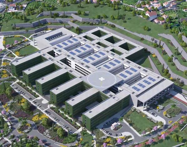 Três candidatos com propostas para fiscalização e coordenação do Hospital Central da Madeira