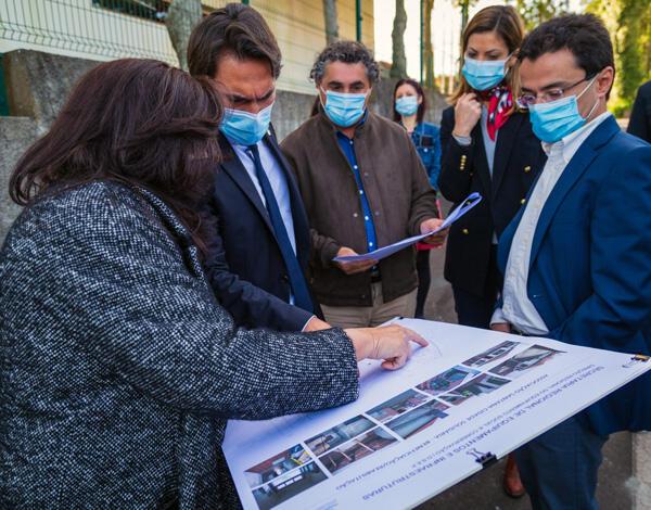 Obra de beneficiação e reabilitação no edifício da Associação Santana Cidade Solidária concluída em maio