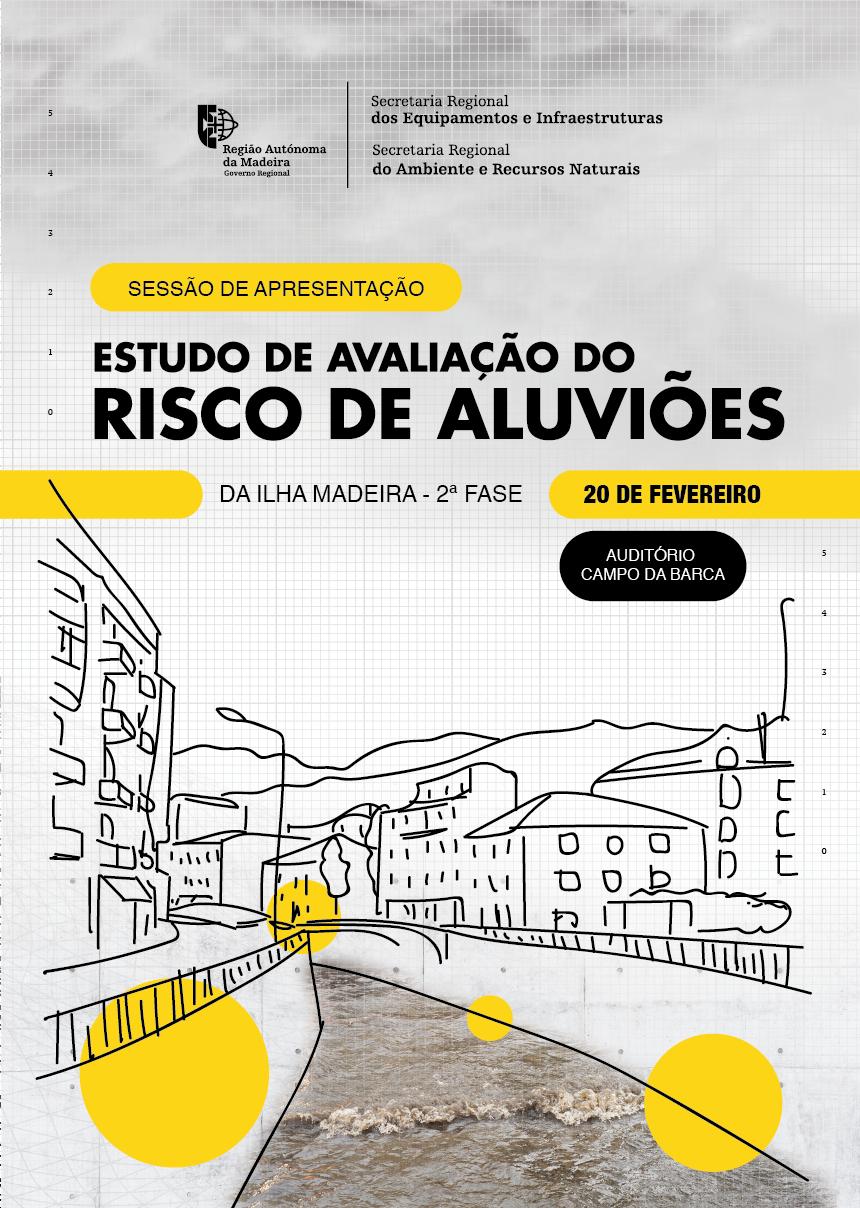 Estudo de Aluviões é apresentado na terça-feira