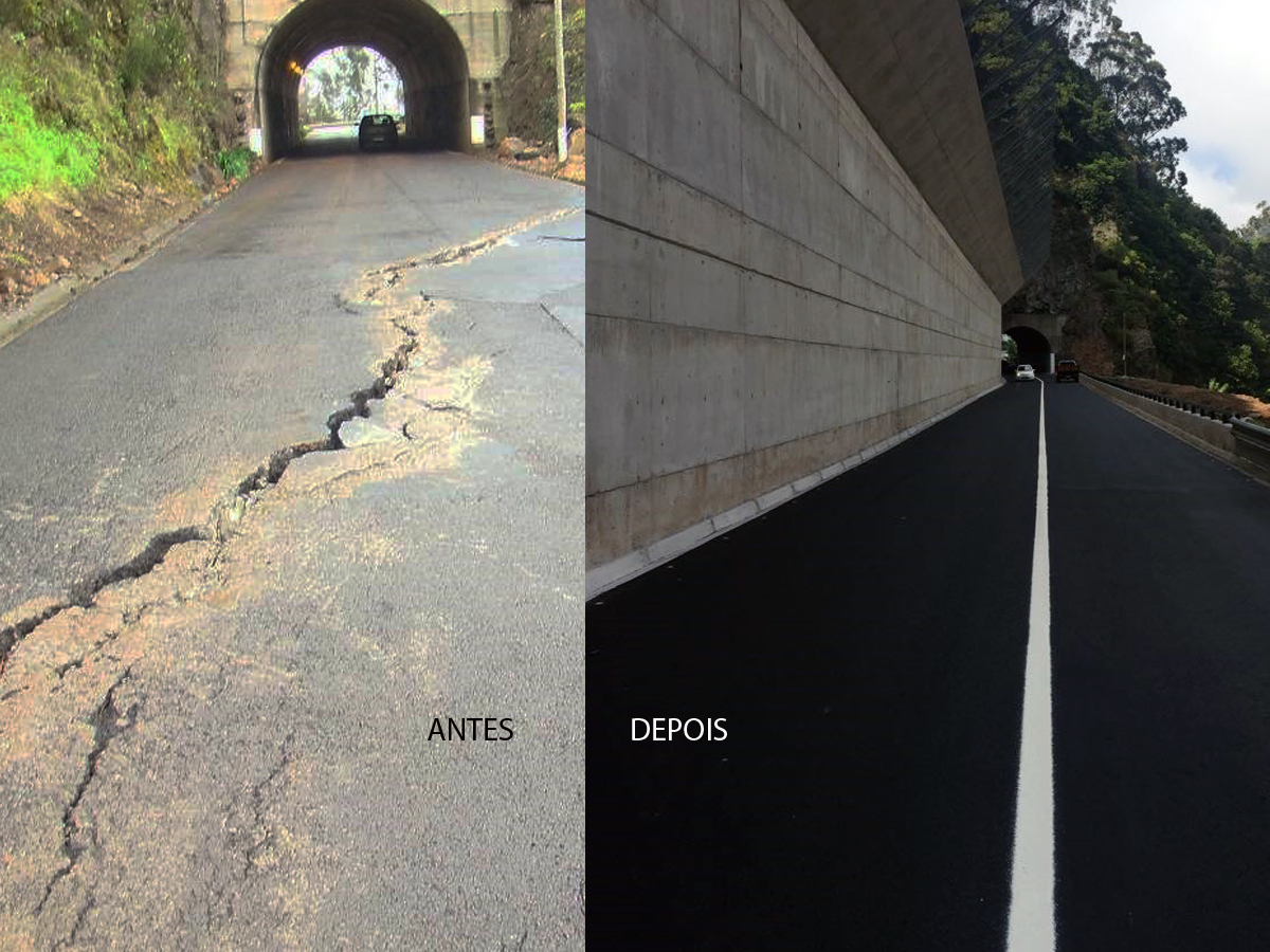 Governo segura estrada no Curral