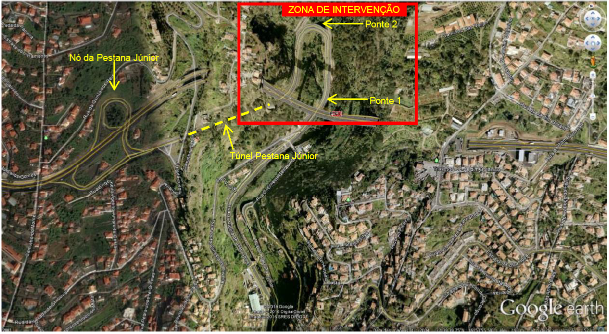 Candidatura da Região a obra de falso túnel aprovada