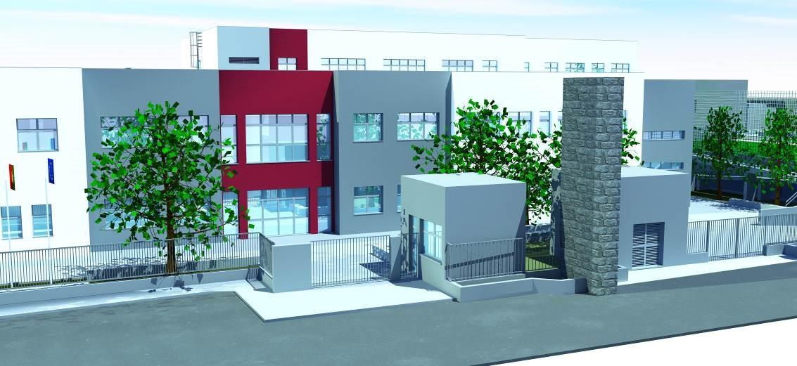 Escola da Ribeira Brava em obras no final de junho