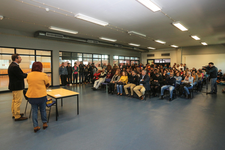 Retirada do amianto na escola do Porto Santo acontecerá durante as férias