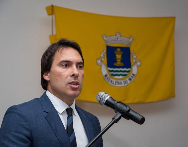 Pedro Fino no aniversário da Madalena do Mar