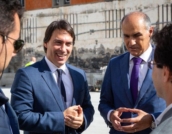 """Governo Regional com """"forte aposta"""" em infraestruturas desportivas em 2020"""