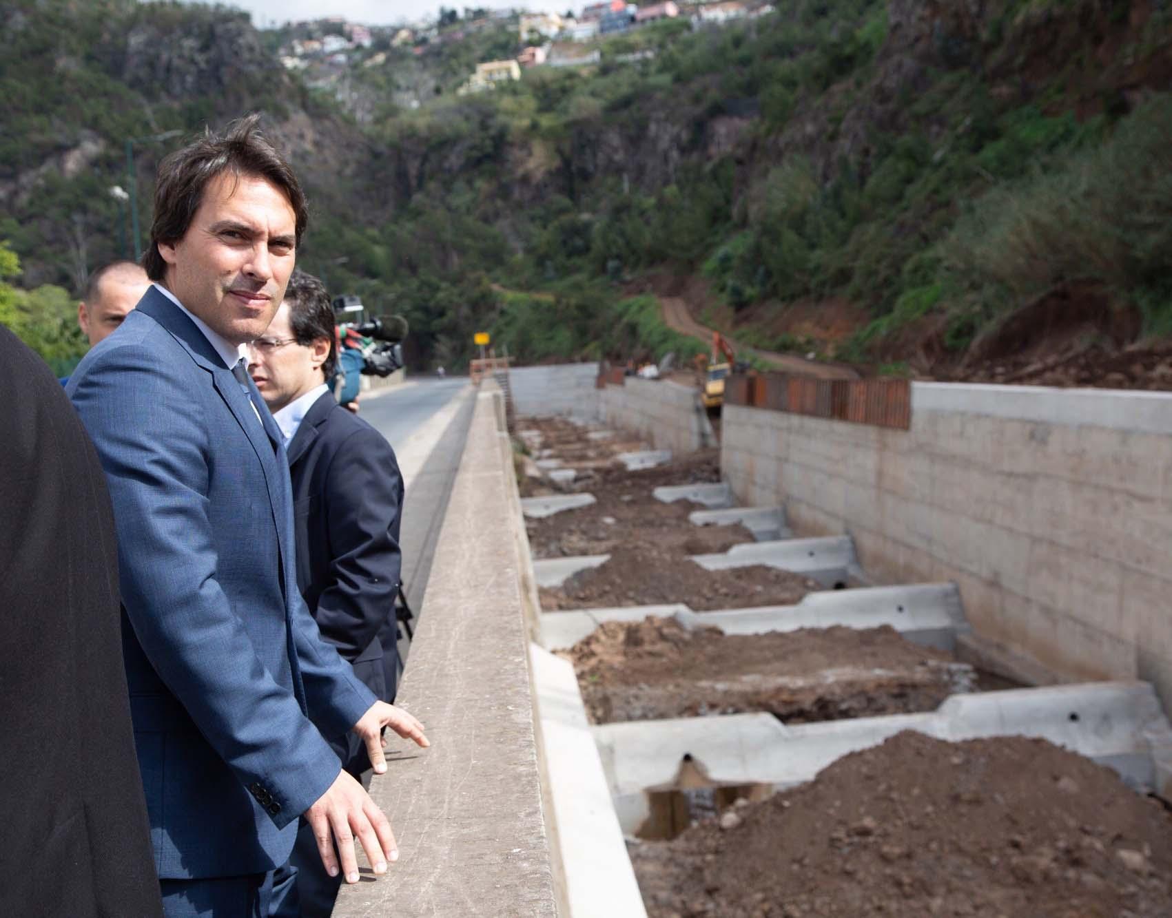 Reabilitação e Regularização da Ribeira de São João arranca em maio