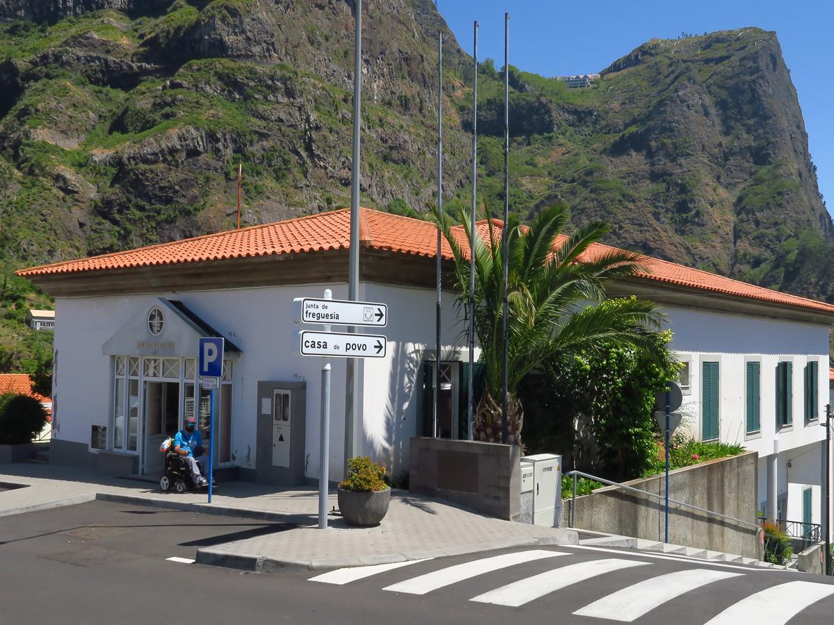 200 mil euros para reabilitar o Centro Cívico do Curral das Freiras