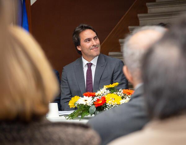 Governo Regional está atento e consciente dos principais desafios que Santa Cruz enfrenta