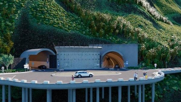 Novo túnel para prevenir risco de derrocada entre o Estreito da Calheta e o Jardim do Mar