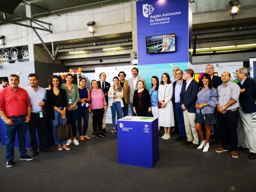 SREI marca presença na 36.ª edição da Expomadeira