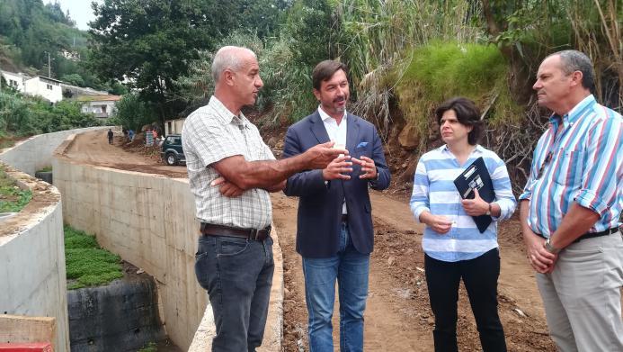 50 milhões investidos na regularização de ribeiras