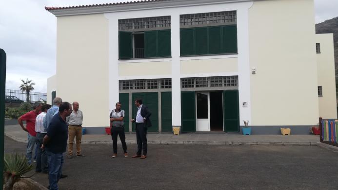 Escola do Paul do Mar reabilitada por 115 mil euros