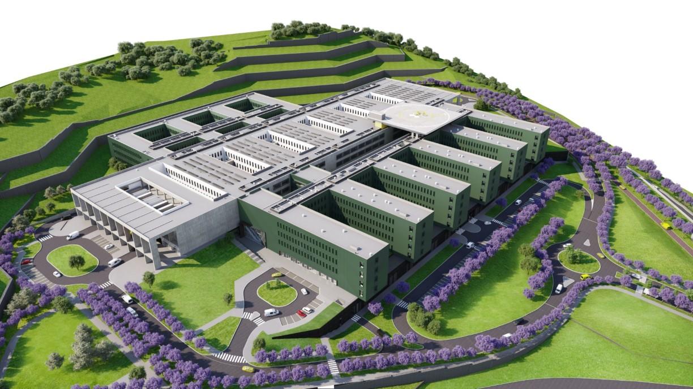 Vídeo mostra como será o Novo Hospital da Madeira